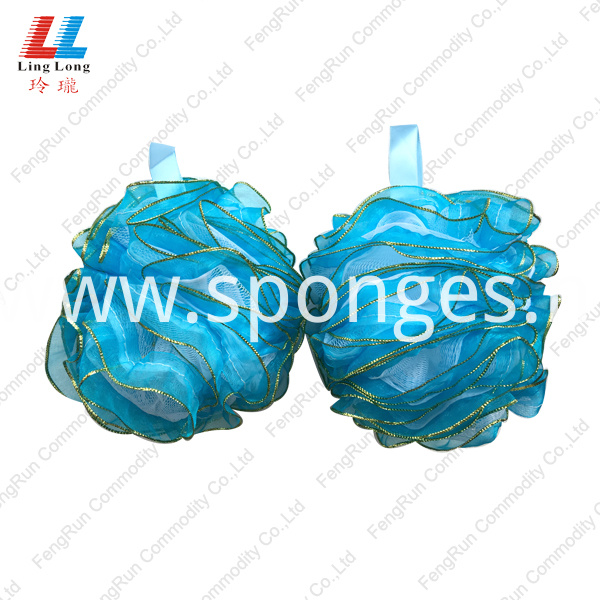 lace loofah wholesale