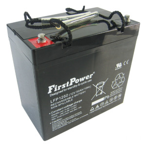 Reserve Battery Wind Power Battery Factory 12V50AH
