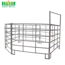 Wholesale Bulk Galvanized Cattle Fence