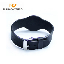 Factory making for Adjustable RFID Wristbands RFID Smart Bracelet 13.56mhz NTAG213 rfid wristband supply to Jordan Factories