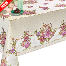 Cheap plastic Printed Tablecloths
