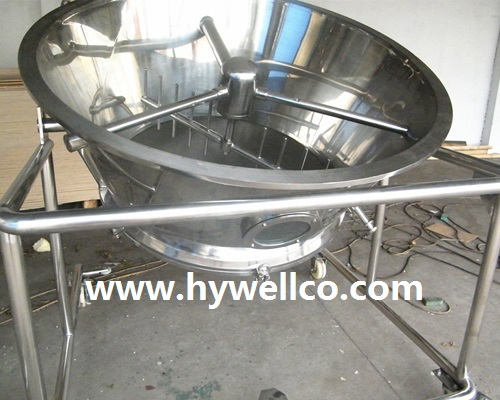 High Efficient Fluidizing Bed Dryer
