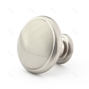 satin nickel small  cabinet knobs