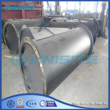 Customized Supplier for Y Piece Fitting Y exhaust pipe with flange supply to Nicaragua Factory