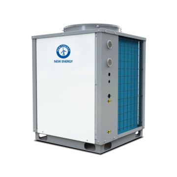 Commercial Swimming Pool Heat Pump Whale Series G10Y