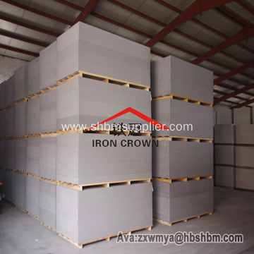 High Density No-Radioactivity Exterior Fiber Cement Board