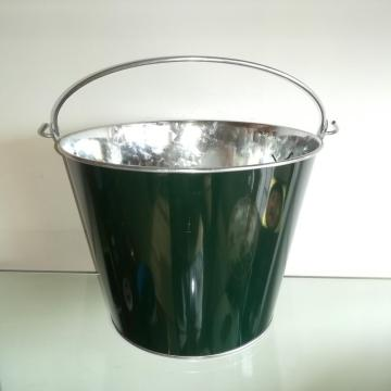 Pouplar Metal cold tin pail for sale