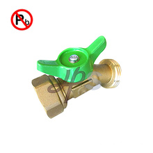 NSF Lead Free Brass Hose Bibb with Fip Thread X Hose Thread