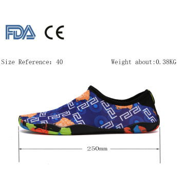 Support trademark custom drainage shoes