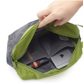 Travelling Light Hanging Nylon Toiletry Bag Pouch