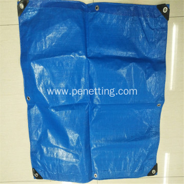 Blue UV PE Tarpaulin for Outdoor Cover