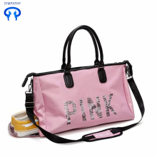 Fashion sports fitness Oxford spinning travel bag