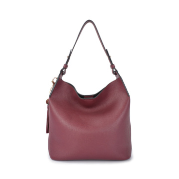 Big Hobo Tote Bag Genuine Leather Women Handbags