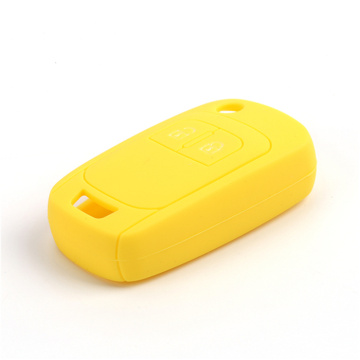 Li-Silicone tse hōle le Smart Opel Car Key Covers