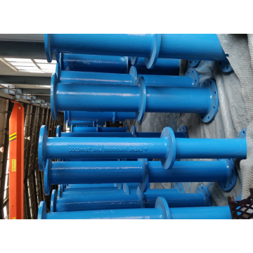 Ductile Iron Straight Flanged Spigot Short Pipe