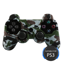 PS3 Gamepad Silicone Armor Camouflage Color