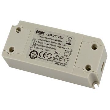 Controlador LED de 24W 700mA para luces de panel LED