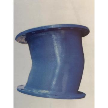 Ductile Iron Pipe  Double Flange Bend