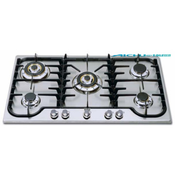 5 Burners Stainles Steel  In GermanGas Stove