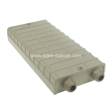 SC 6 Cores Wall Mounted Fiber Optical Terminal Box