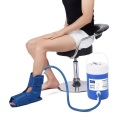 Ankle Physical Therapy Cold Air Compression Therapy System