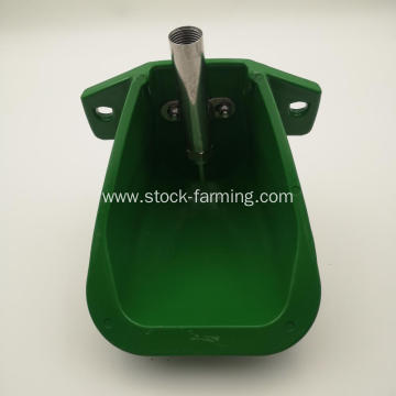 plastic automatic cow water cattle drinking bowl