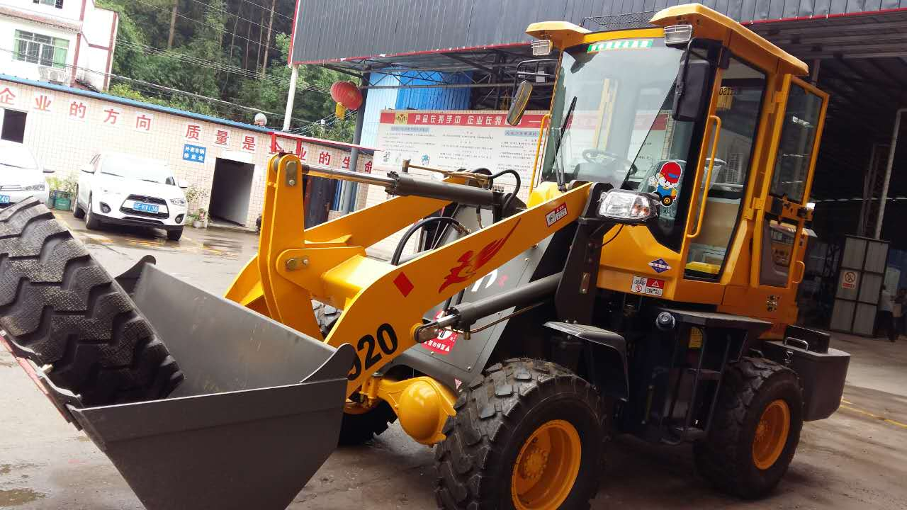 front end wheel loader