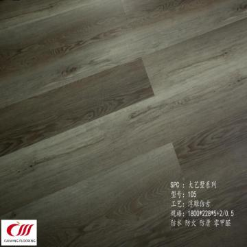 SPC Flooring 6mm + 0.3mm Wearlayer