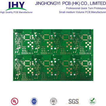 EMS 94v0 Printed Circuit Board 6 Layer PCB Manufacturing Service