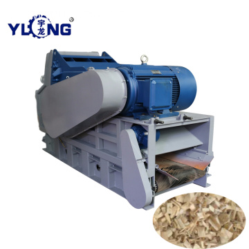 Yulong Wood Logs Chipping Machine