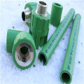 Green Hot water Ppr Pipes and Fitting