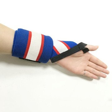 I-Elastic Breathable Keyboard Wrist And Thumb Support