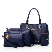 Oil leather lady new arrived design hand bags