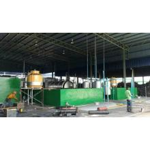 100% Original for Automatic Pyrolysis Oil Distillation Machine oil sludge pyrolysis machine supply to Palau Manufacturer