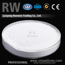 China supplier high performance refractory castable material zirconium silica fume price