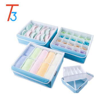 stock Non-woven storage for underwear storage organization box