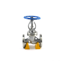 Best selling a105 13cr 1500lb flanged din globe valve gs-c25 with handles
