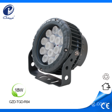 White LED outside flood lights 18W