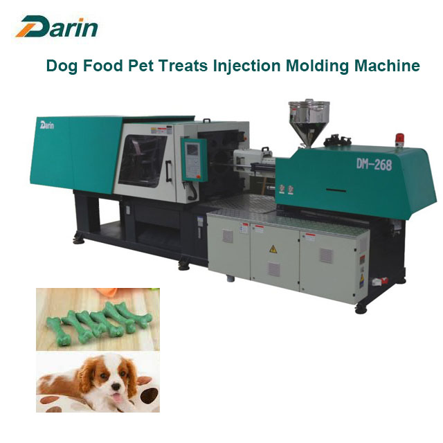 Animal Shape Treats Injection Molding Machine