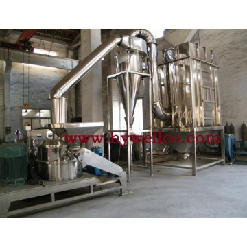 Herbal Powder Superfine Grinding Machine