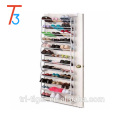 As seen on tv over the door 36 pair hanging shoe rack