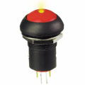 Long Life Off On LED Push Button Switches