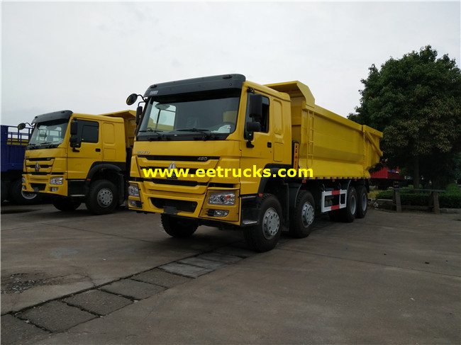 20T Garbage Dump Trucks