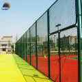 9 gauge pvc coated chain link fence
