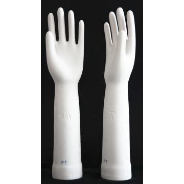 Coating Surgical Gloves Formers