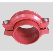 OEM Customized for Grooved Shouldered Coupling Ductile Iron Grooved Shouldered Coupling supply to Canada Supplier