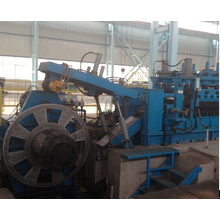 OEM for Leading supplier of Welded Pipe Machine, Down Pipe Bender, Welded Pipe Mill in China HG165 big diameter tube mill from carbon steel export to El Salvador Manufacturers