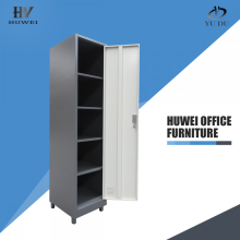 factory low price Used for Office Locker Horizontal industrial gym one door metal armoire locker export to Albania Wholesale