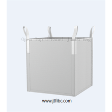 Short Lead Time for Bulk Bag Containers Open Top U-Panel Jumbo Bag export to Finland Factories