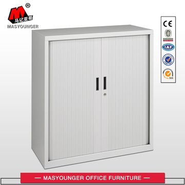 Half Height Tambour Door Metal Cabinet